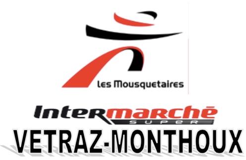 Logo Intermarché Vétraz