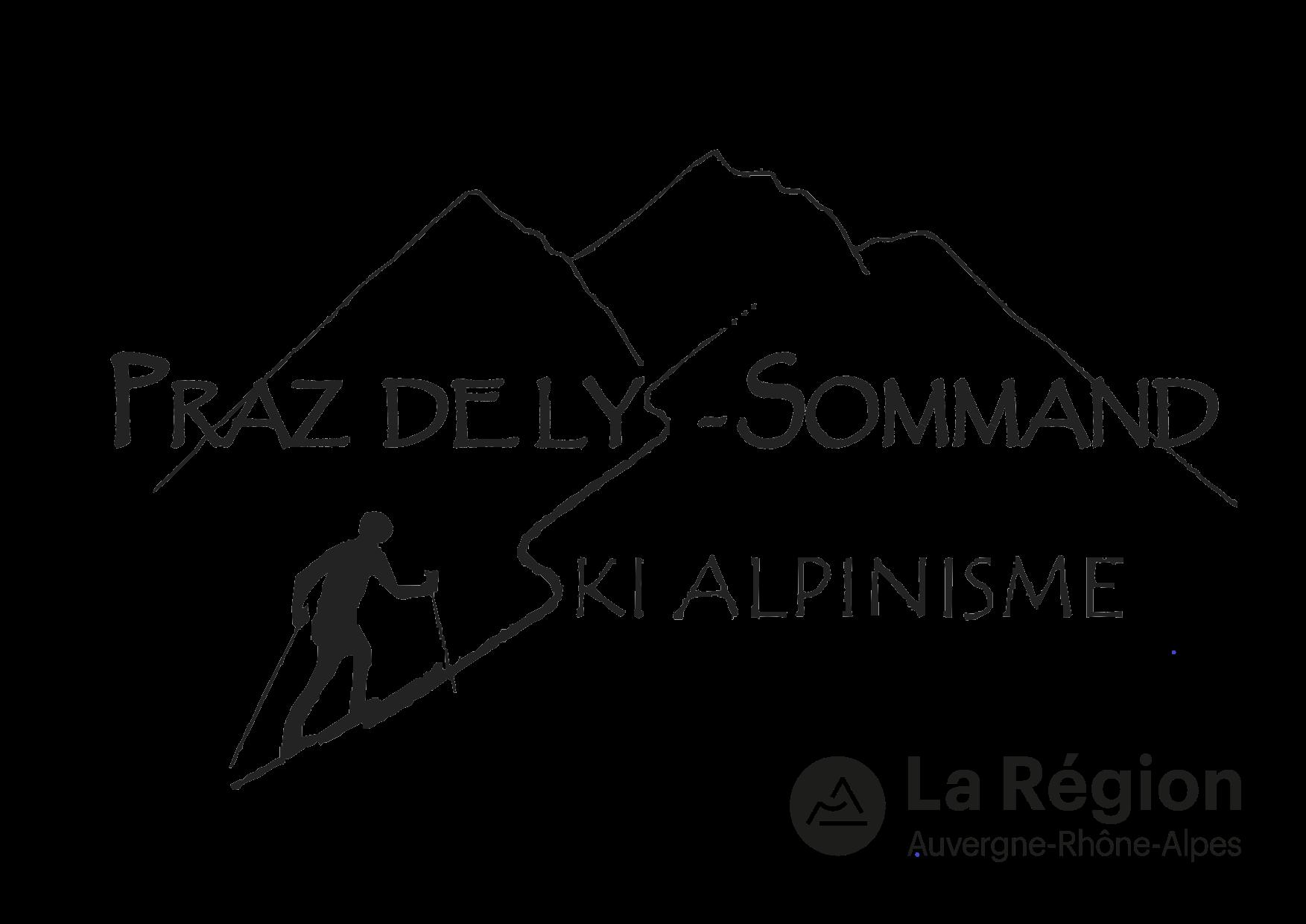 Praz de Lys Sommand Ski Alpinisme